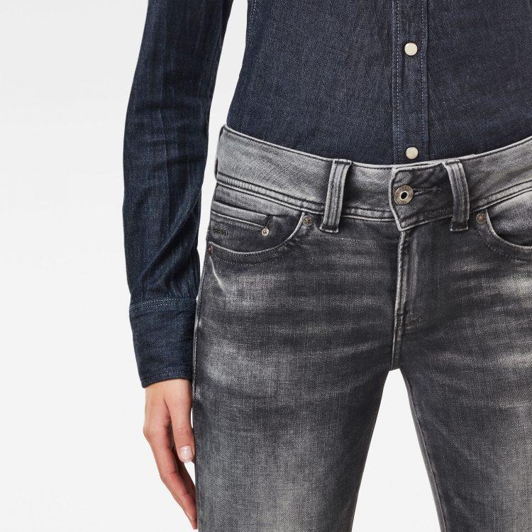 Γυναικείο παντελόνι G-Star Midge Mid Bootcut Jeans | Αυθεντικό 3