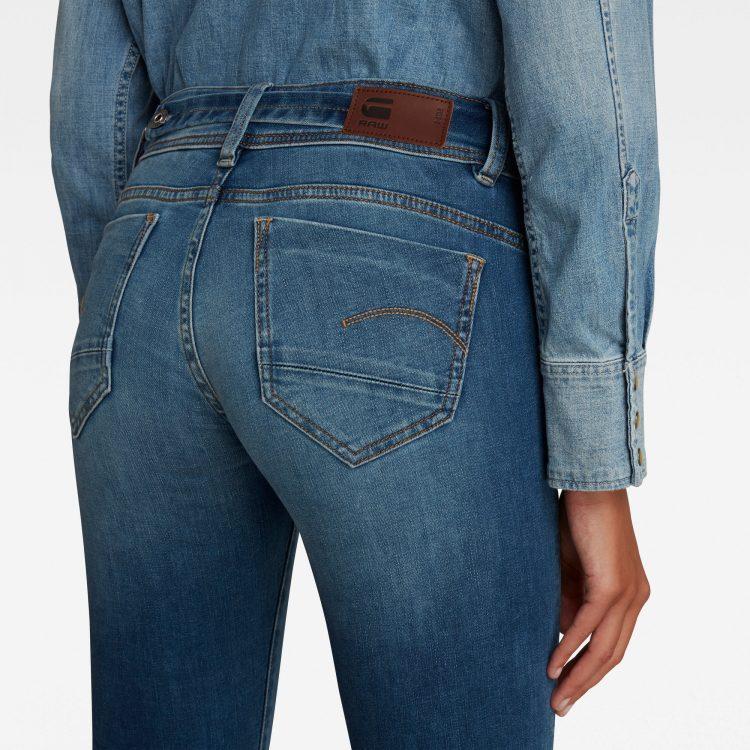 Γυναικείο παντελόνι G-Star Midge Saddle Straight Jeans | Αυθεντικό 2