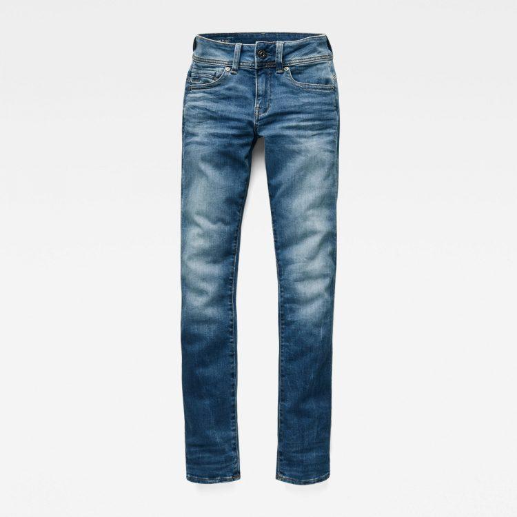Γυναικείο παντελόνι G-Star Midge Saddle Straight Jeans | Αυθεντικό 3