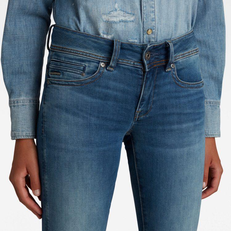 Γυναικείο παντελόνι G-Star Midge Saddle Straight Jeans | Αυθεντικό 4