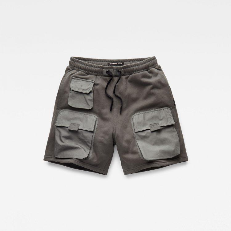Ανδρική βερμούδα G-Star Mixed Woven Cargo Sweat Shorts | Αυθεντικό 3