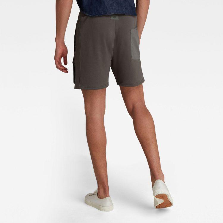 Ανδρική βερμούδα G-Star Mixed Woven Cargo Sweat Shorts | Αυθεντικό 1
