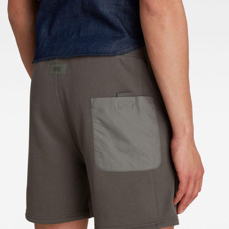 Ανδρική βερμούδα G-Star Mixed Woven Cargo Sweat Shorts | Αυθεντικό 2
