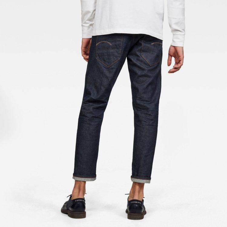 Ανδρικό παντελόνι G-Star Morry 3D Relaxed Tapered Jeans | Αυθεντικό 1