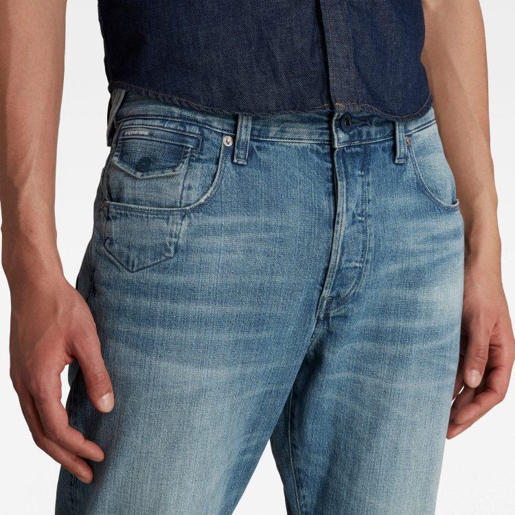 Ανδρικό παντελόνι G-Star Morry Relaxed Tapered Jeans | Αυθεντικό 4