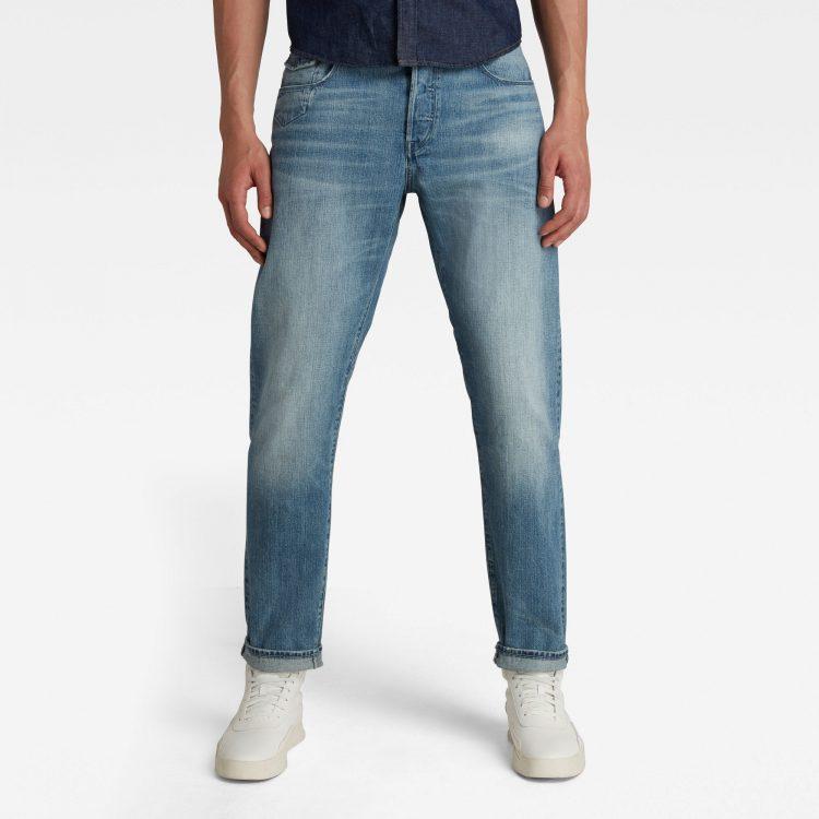 Ανδρικό παντελόνι G-Star Morry Relaxed Tapered Jeans Αυθεντικό