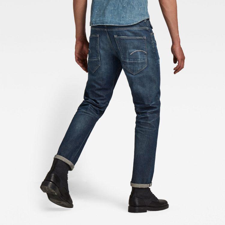 Ανδρικό παντελόνι G-Star Morry Relaxed Tapered Selvedge Jeans | Αυθεντικό 1