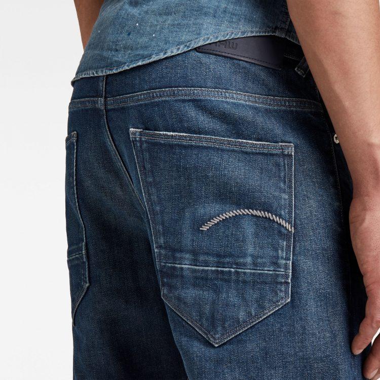 Ανδρικό παντελόνι G-Star Morry Relaxed Tapered Selvedge Jeans | Αυθεντικό 2
