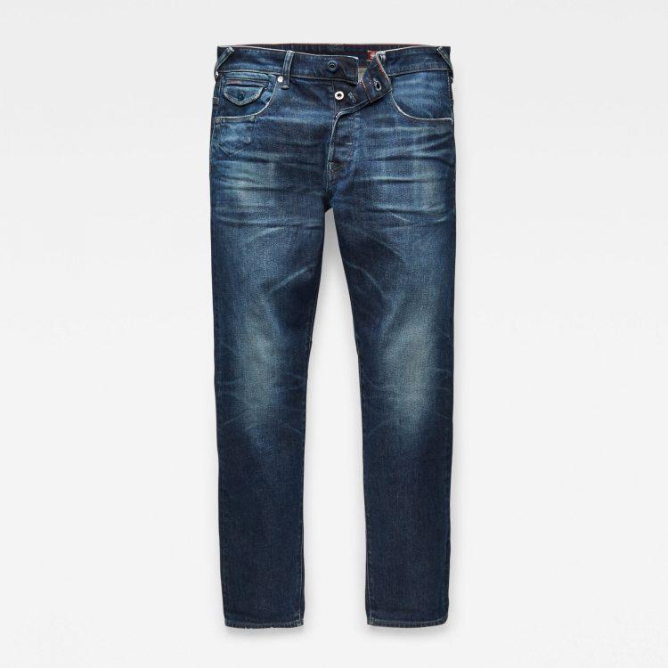 Ανδρικό παντελόνι G-Star Morry Relaxed Tapered Selvedge Jeans | Αυθεντικό 3