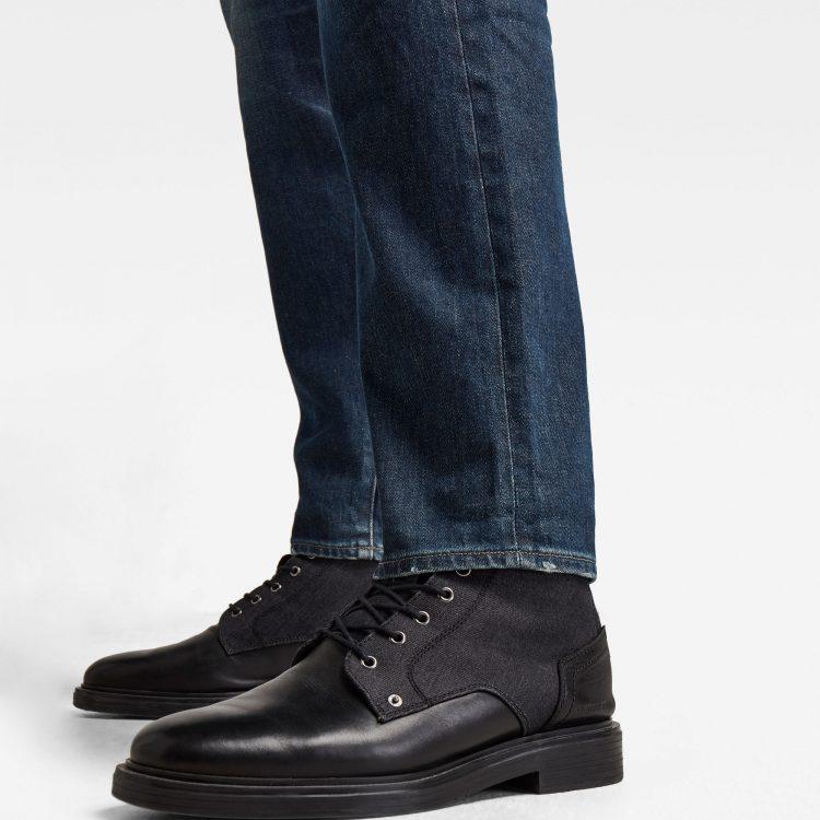 Ανδρικό παντελόνι G-Star Morry Relaxed Tapered Selvedge Jeans | Αυθεντικό 4