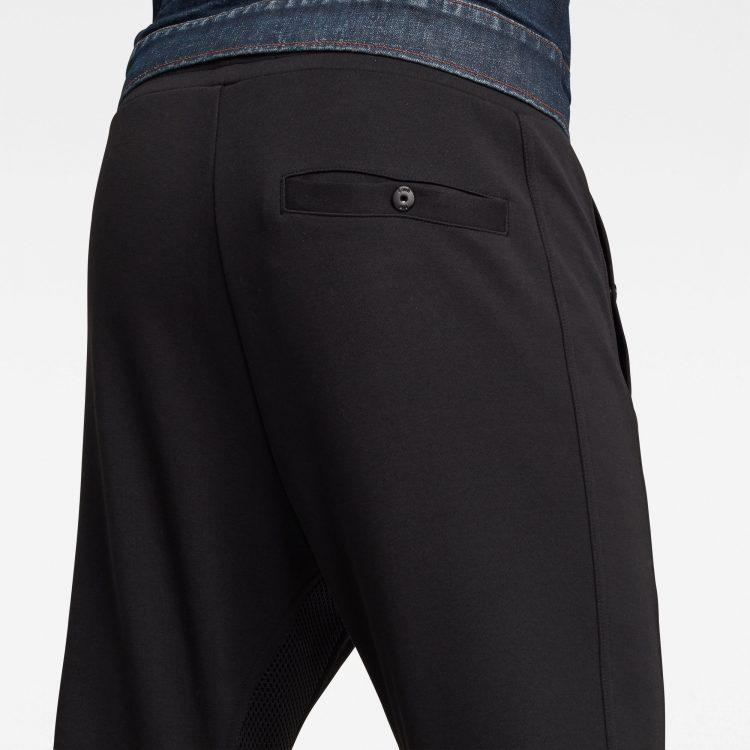 Ανδρικό παντελόνι G-Star Moto Mixed Mesh Sweatpants | Αυθεντικό 2
