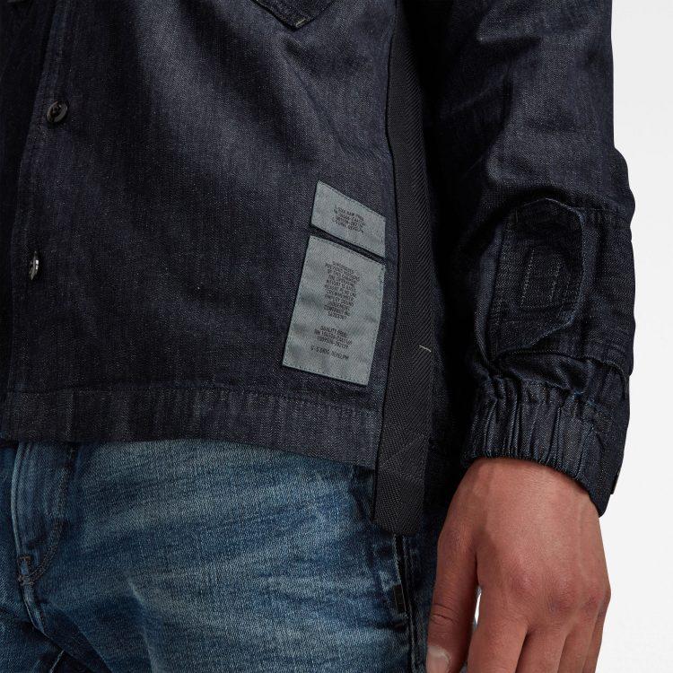 Ανδρικό Πουκάμισο G-Star Multi Slant Pocket Denim Relaxed Shirt | Αυθεντικό 4