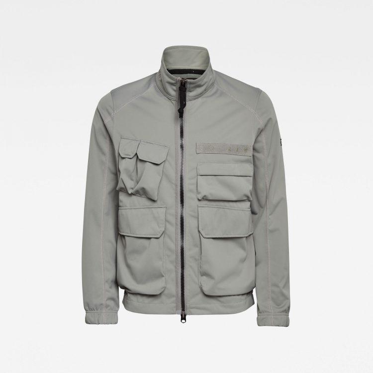 Ανδρικό G-Star Multipocket Softshell Jacket | Αυθεντικό 3