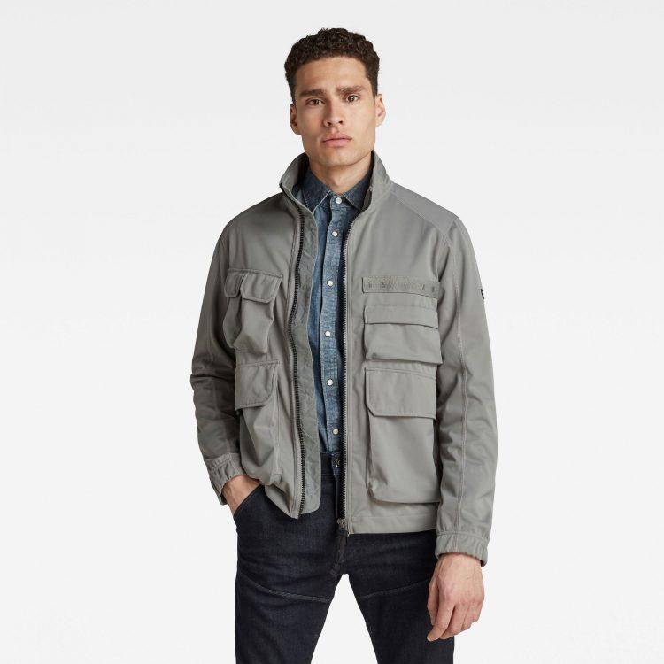 Ανδρικό παντελόνι G-Star Multipocket Softshell Jacket Αυθεντικό