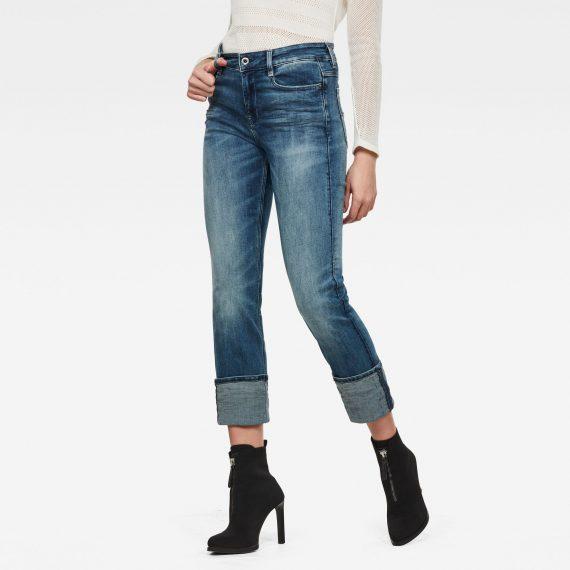 Ανδρικό παντελόνι G-Star Noxer High Straight Jeans Αυθεντικό