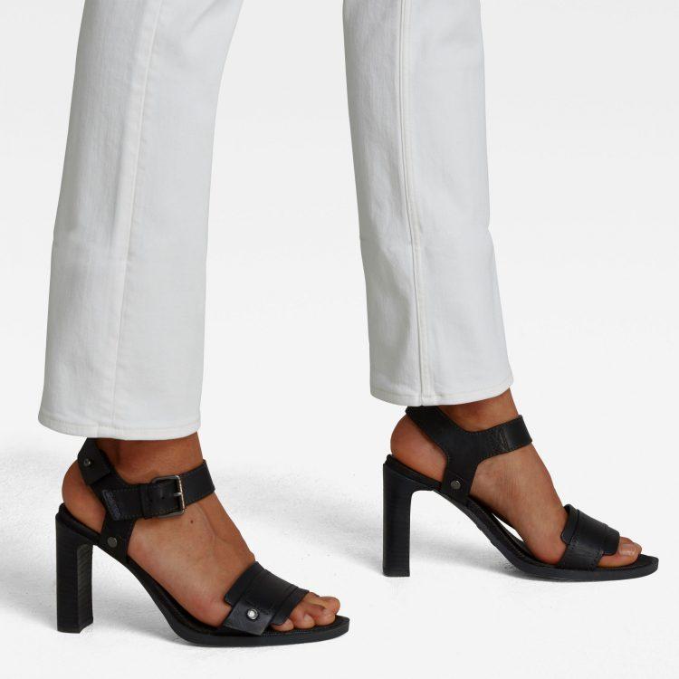 Γυναικείο παντελόνι G-Star Noxer Straight Jeans | Αυθεντικό 4