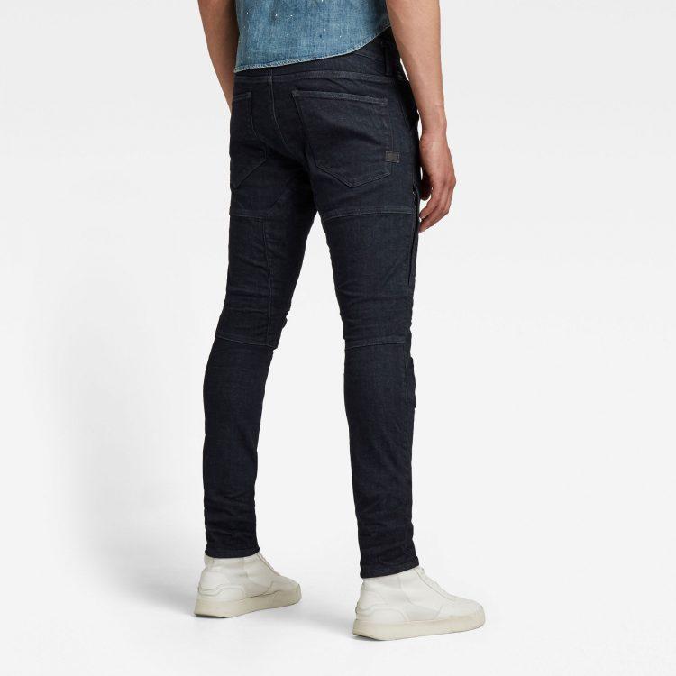 Ανδρικό παντελόνι G-Star Rackam 3D Skinny Jeans | Αυθεντικό 1