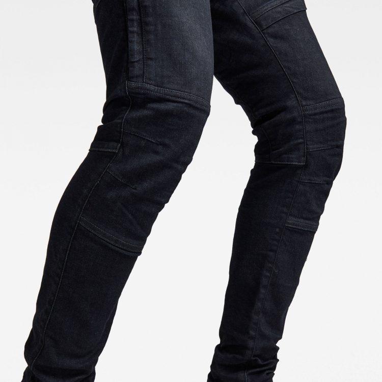 Ανδρικό παντελόνι G-Star Rackam 3D Skinny Jeans | Αυθεντικό 4