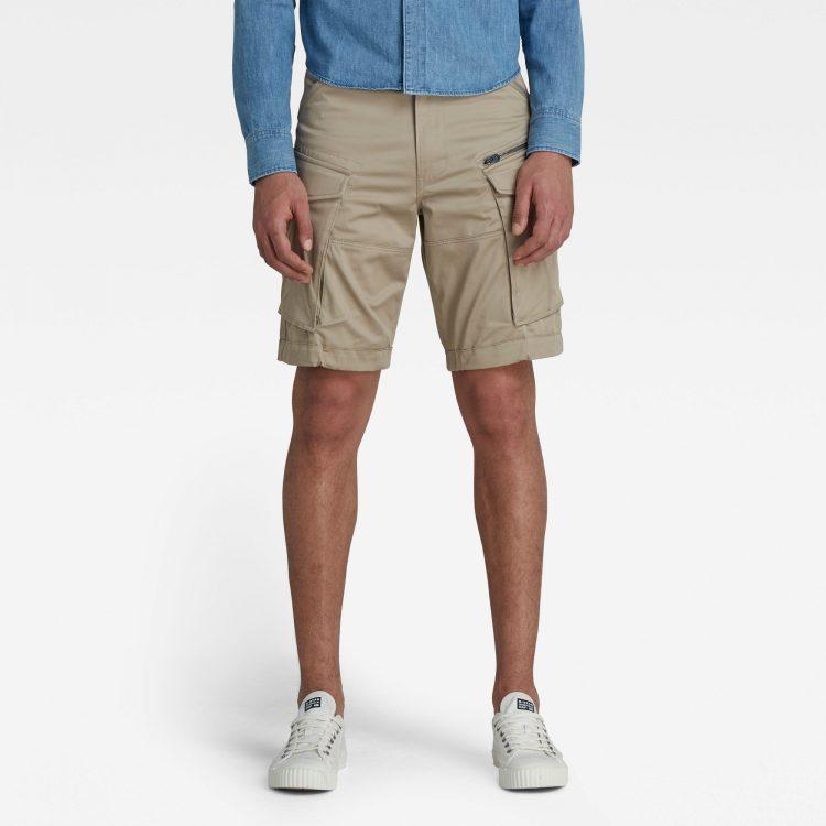 Ανδρικό παντελόνι G-Star Rovic Relaxed Short Αυθεντικό
