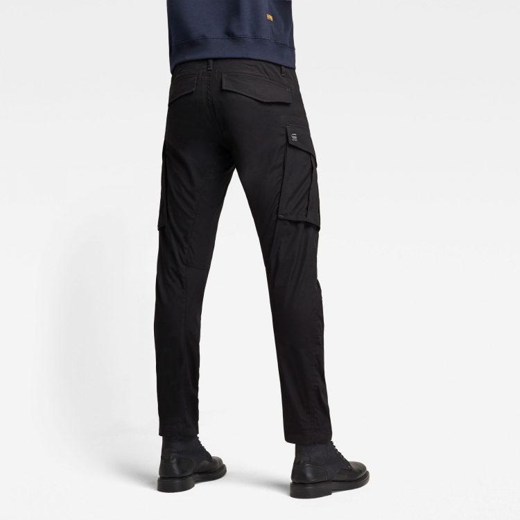 Ανδρικό παντελόνι G-Star Rovic Zip 3D Straight Tapered Pant | Αυθεντικό 1