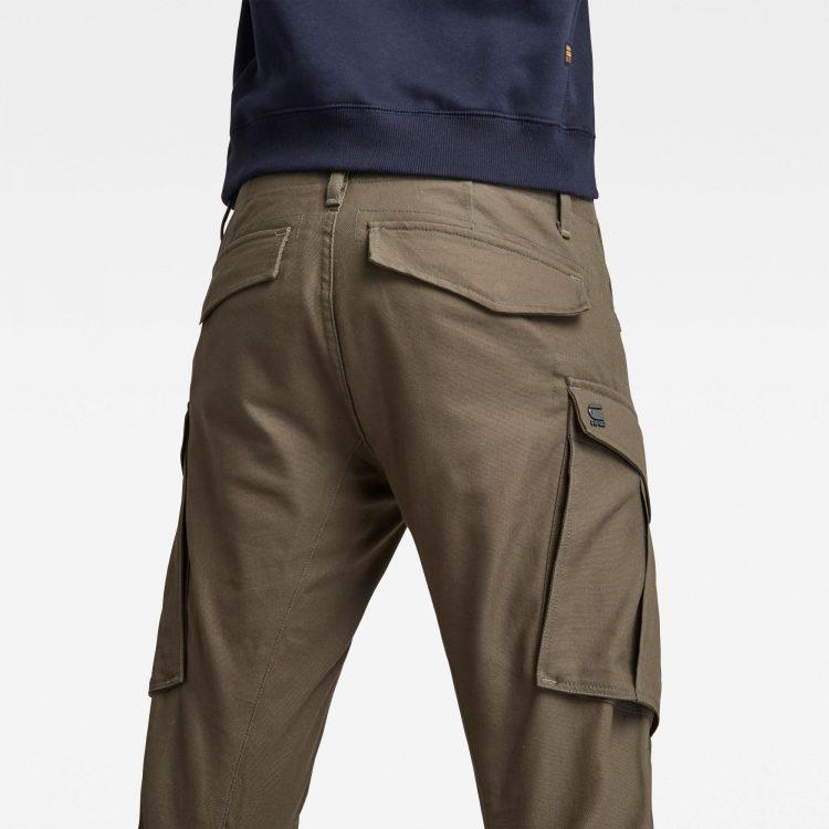 Ανδρικό παντελόνι G-Star Rovic Zip 3D Straight Tapered Pant | Αυθεντικό 2