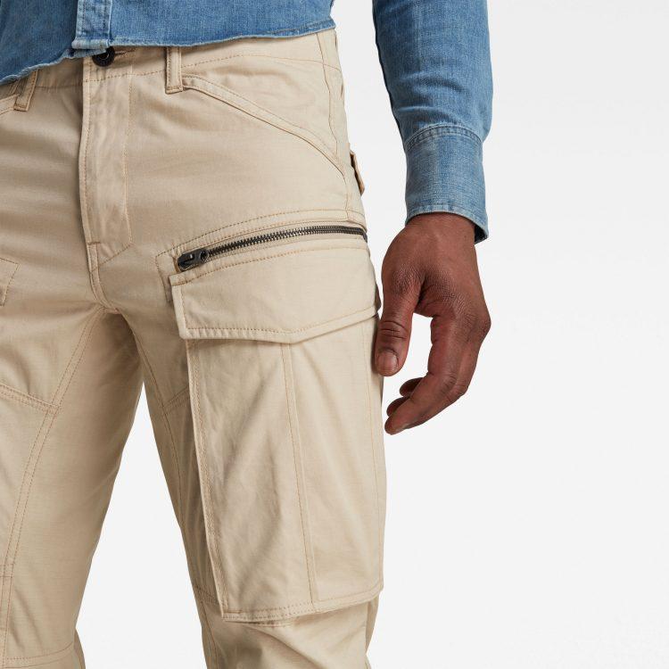 Ανδρικό παντελόνι G-Star Rovic Zip 3D Straight Tapered Pants | Αυθεντικό 4