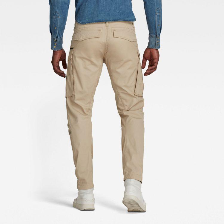 Ανδρικό παντελόνι G-Star Rovic Zip 3D Straight Tapered Pants | Αυθεντικό 1