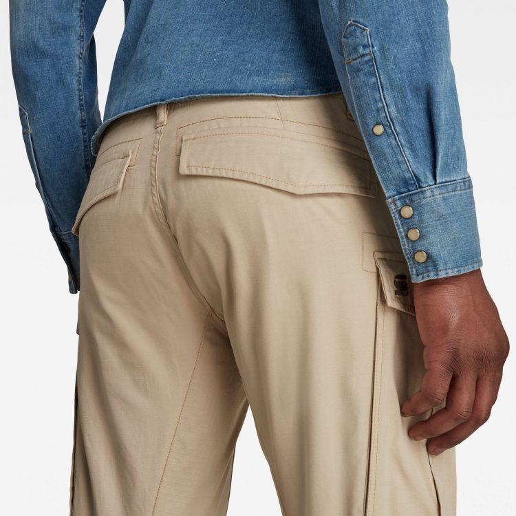 Ανδρικό παντελόνι G-Star Rovic Zip 3D Straight Tapered Pants | Αυθεντικό 2