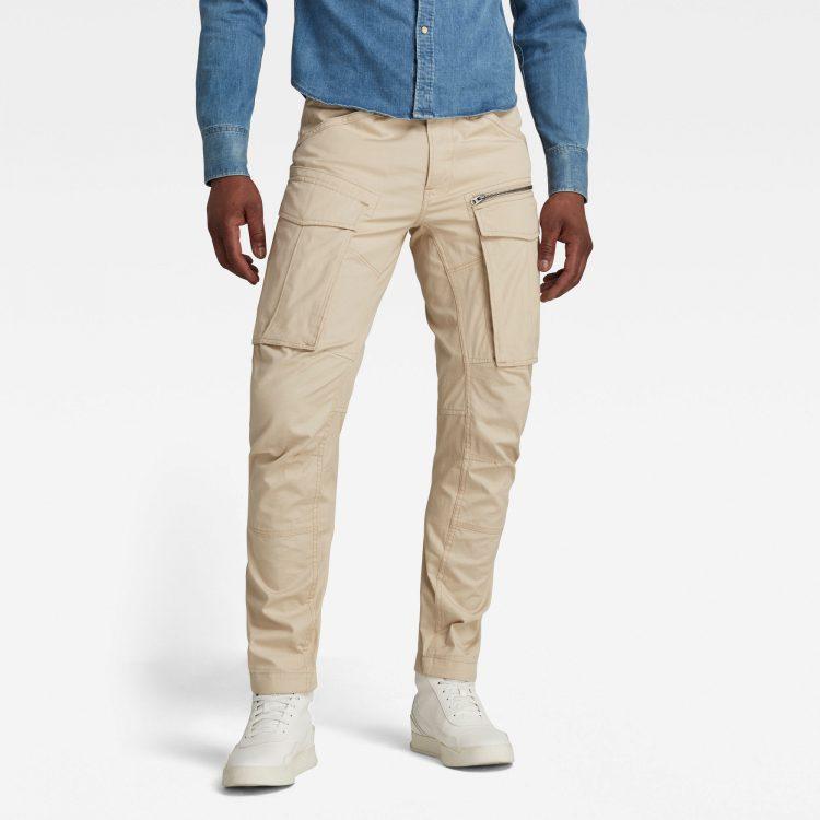 Ανδρικό παντελόνι G-Star Rovic Zip 3D Straight Tapered Pants Αυθεντικό