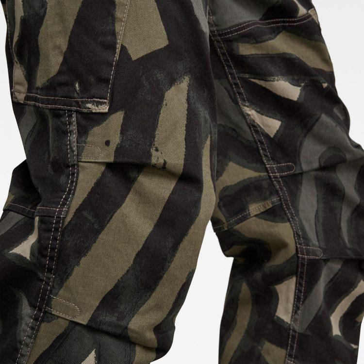 Ανδρικό παντελόνι G-Star Roxic Straight Tapered Cargo Pants | Αυθεντικό 4
