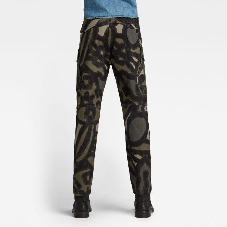 Ανδρικό παντελόνι G-Star Roxic Straight Tapered Cargo Pants | Αυθεντικό 1