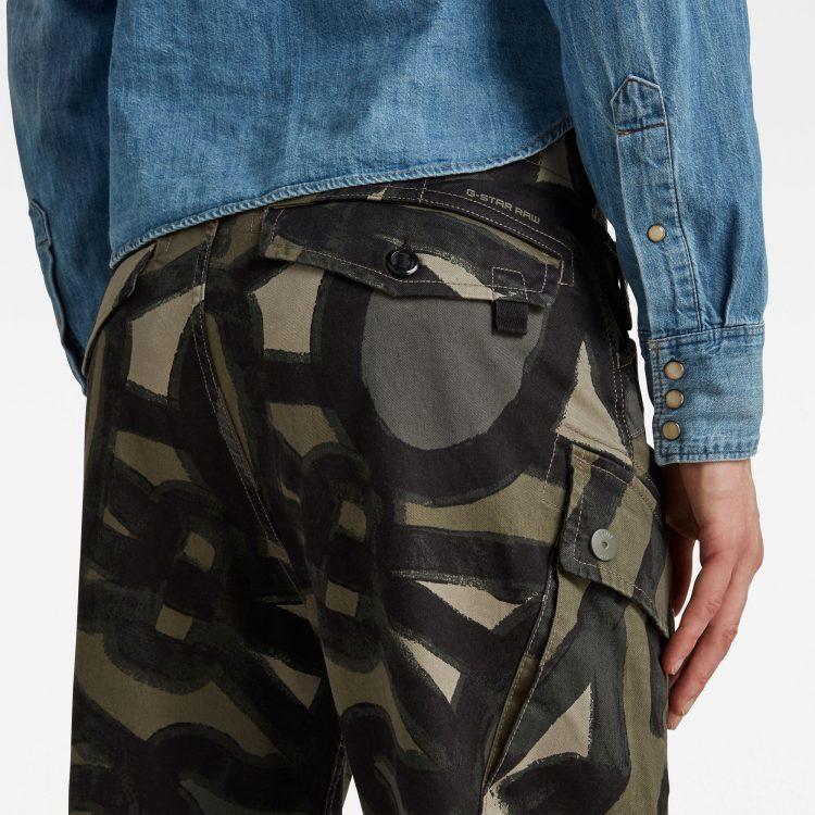 Ανδρικό παντελόνι G-Star Roxic Straight Tapered Cargo Pants | Αυθεντικό 2
