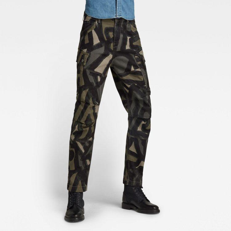 Ανδρικό παντελόνι G-Star Roxic Straight Tapered Cargo Pants Αυθεντικό