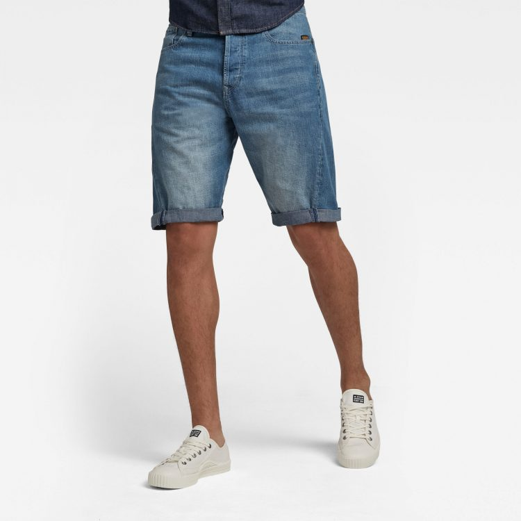 Ανδρικό παντελόνι G-Star Scutar 3D Short Αυθεντικό