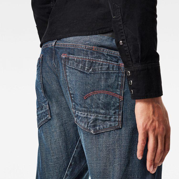Ανδρικό παντελόνι G-Star Scutar 3D Tapered Jeans C | Αυθεντικό 2