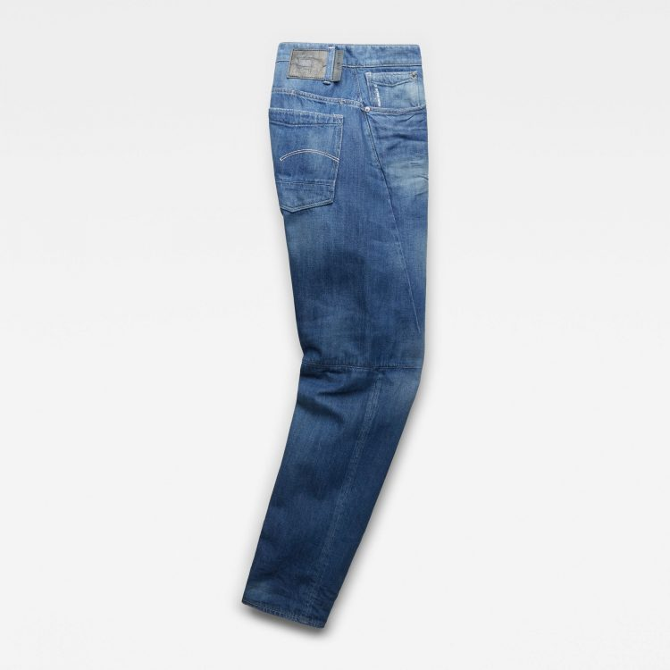 Ανδρικό παντελόνι G-Star Scutar 3D Tapered Jeans C | Αυθεντικό 4