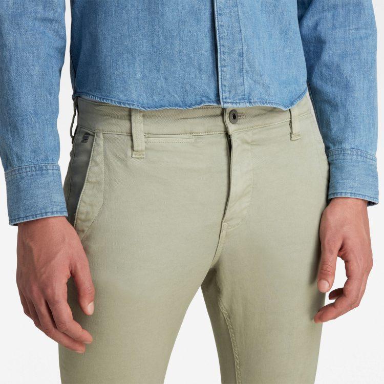 Ανδρικό παντελόνι G-Star Skinny Chino | Αυθεντικό 4