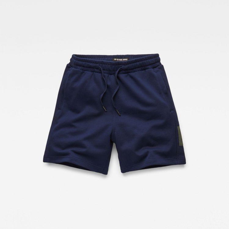 Ανδρική βερμούδα G-Star Stitch Panel Sweat Shorts | Αυθεντικό 3