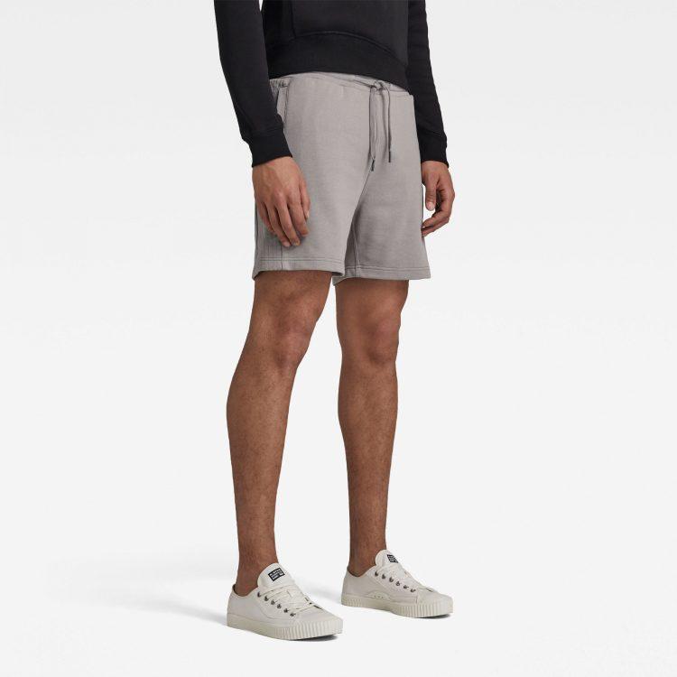 Ανδρικό παντελόνι G-Star Stitch Panel Sweat Shorts Αυθεντικό