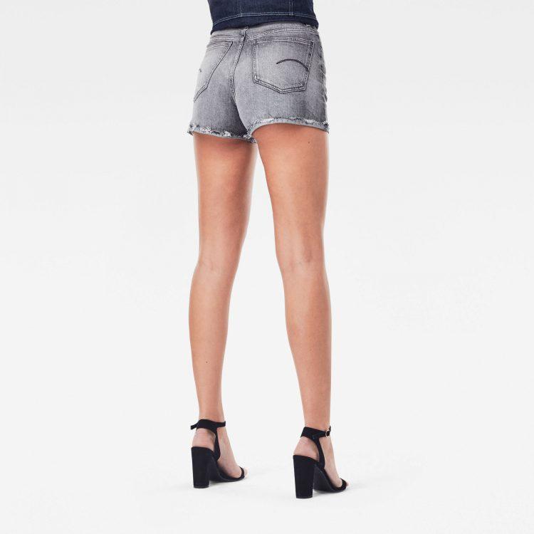 Γυναικείο σορτς G-Star Tedie Ripped Edge Ultra High Shorts | Αυθεντικό 1