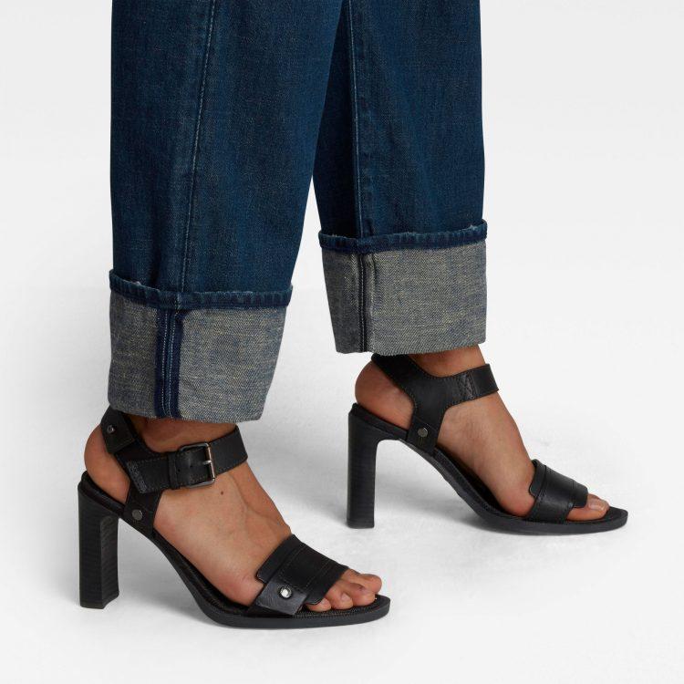 Γυναικείο παντελόνι G-Star Tedie Ultra High Straight Jeans | Αυθεντικό 4