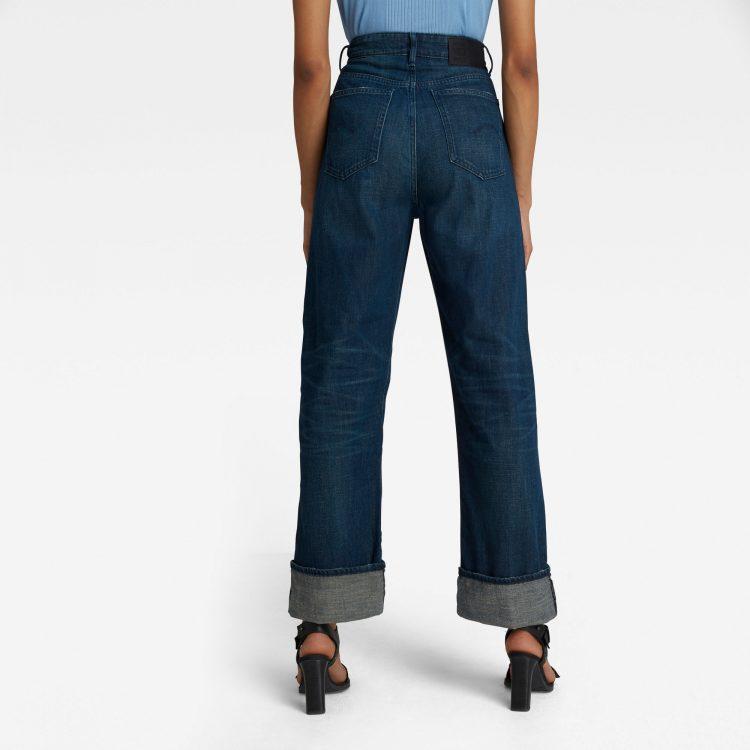 Γυναικείο παντελόνι G-Star Tedie Ultra High Straight Jeans | Αυθεντικό 1