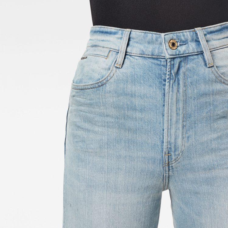 Γυναικείο παντελόνι G-Star Tedie Ultra High Straight Raw Edge Ankle Jeans | Αυθεντικό 3