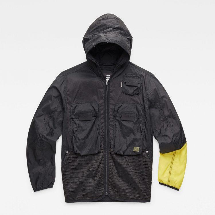 Ανδρικό G-Star Utility Fabric Mix Field Jacket | Αυθεντικό 3