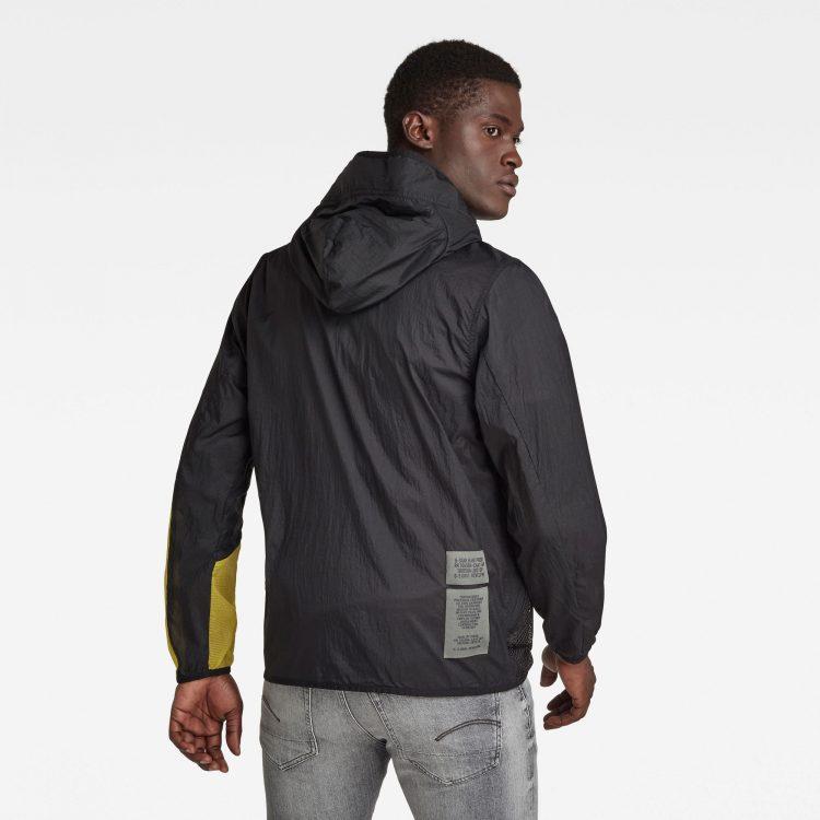 Ανδρικό G-Star Utility Fabric Mix Field Jacket | Αυθεντικό 2