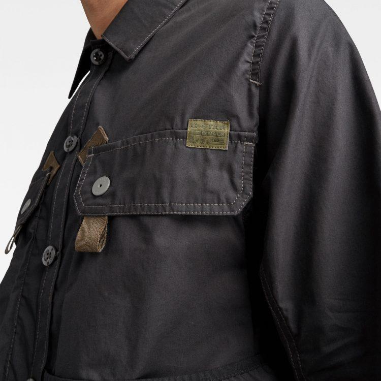 Ανδρικό G-Star Utility Poplin Indoor Jacket | Αυθεντικό 4