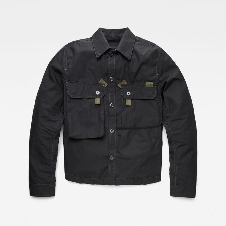 Ανδρικό G-Star Utility Poplin Indoor Jacket | Αυθεντικό 3