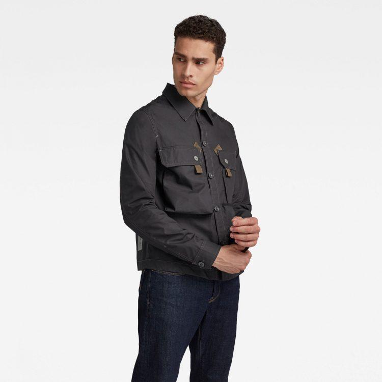 Ανδρικό παντελόνι G-Star Utility Poplin Indoor Jacket Αυθεντικό