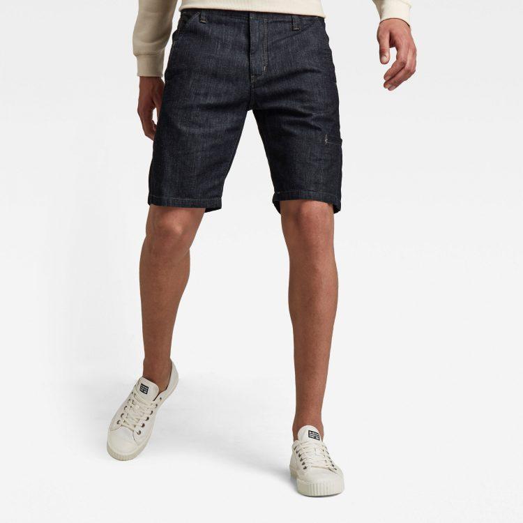 Ανδρικό παντελόνι G-Star Worker Chino Denim Shorts Αυθεντικό