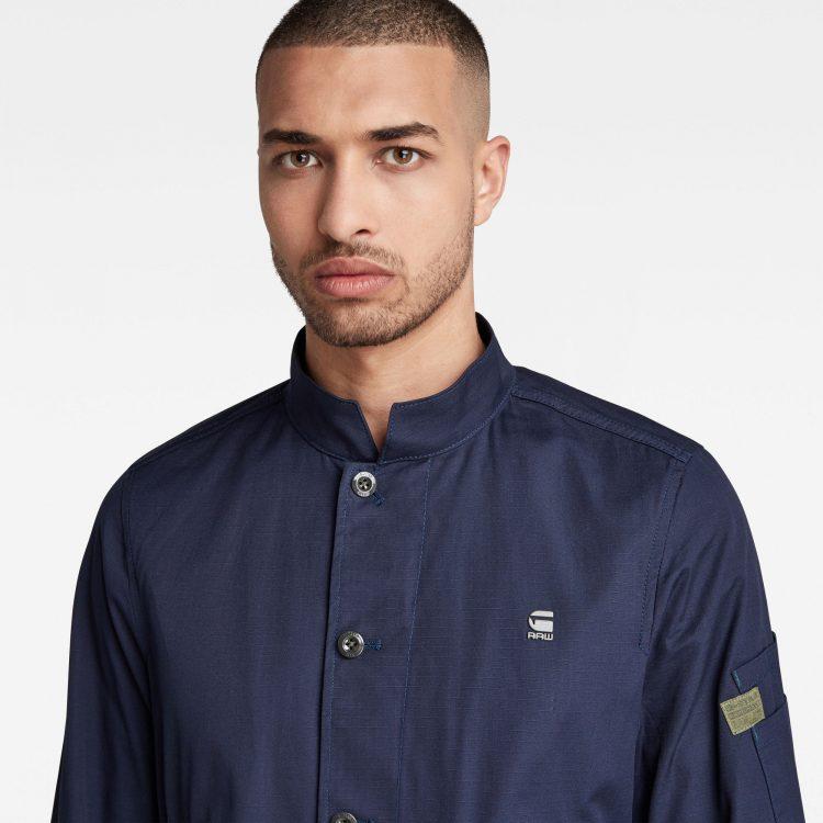 Ανδρικό G-Star Worker Ripstop Utility Indoor Jacket | Αυθεντικό 4